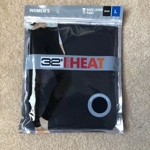 Base Layer Warm Up Pants